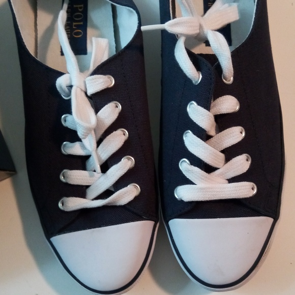 buying now discount shop designer fashion Lauren Ralph Lauren Women's Fashion Sneaker